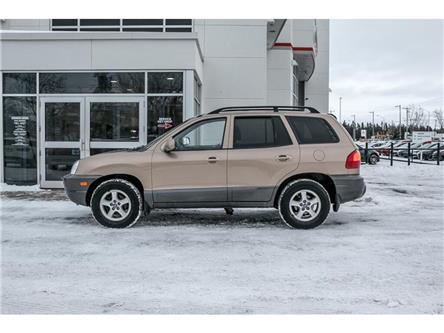 2004 Hyundai Santa Fe GL V6 FWD (Stk: HU4819A) in Orangeville - Image 2 of 14