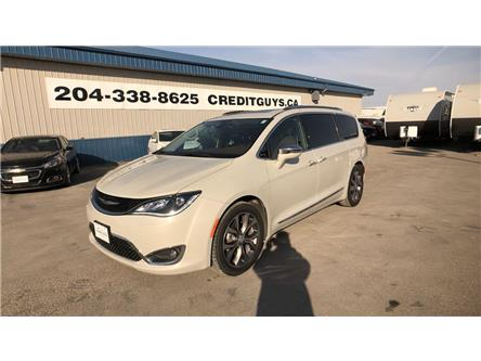 2017 Chrysler Pacifica Limited (Stk: I6054A) in Winnipeg - Image 1 of 26