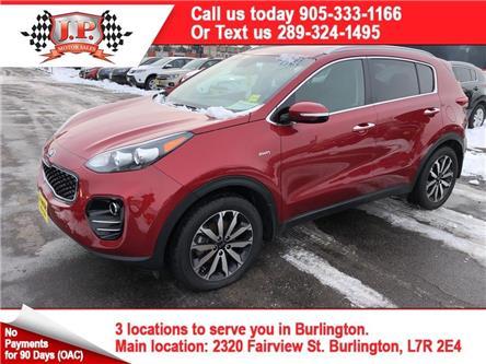 2019 Kia Sportage EX Premium (Stk: 48638r) in Burlington - Image 1 of 23