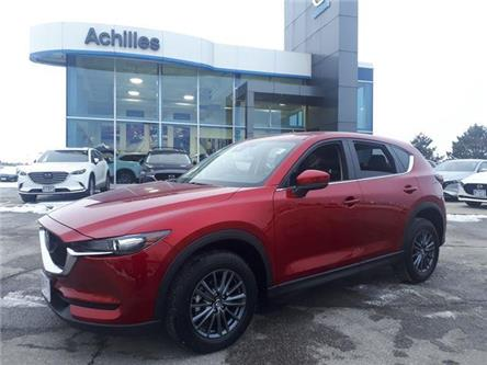 2019 Mazda CX-5 GS (Stk: P5961) in Milton - Image 1 of 11