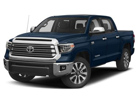 2020 Toyota Tundra 4x4 CrewMax SR5 5.7 6A (Stk: H20318) in Orangeville - Image 1 of 9
