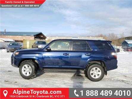 2018 Toyota 4Runner SR5 (Stk: 5539616M) in Cranbrook - Image 2 of 26