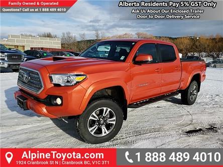 2017 Toyota Tacoma TRD Sport (Stk: X019833M) in Cranbrook - Image 1 of 24