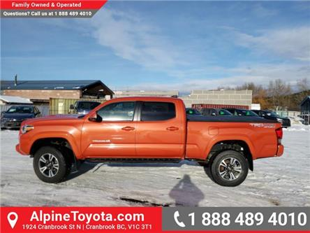 2017 Toyota Tacoma TRD Sport (Stk: X019833M) in Cranbrook - Image 2 of 24