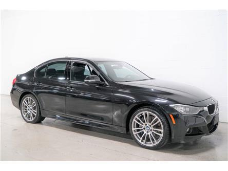 2015 BMW 335i xDrive (Stk: 589007) in Vaughan - Image 1 of 30