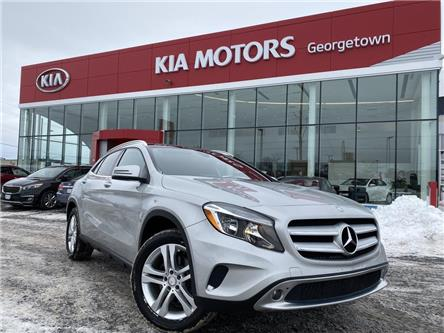 2017 Mercedes-Benz GLA-Class GLA 250 | 4MATIC| LEATHER | NAVI | ROOF | BU CAM (Stk: DR642) in Georgetown - Image 2 of 28