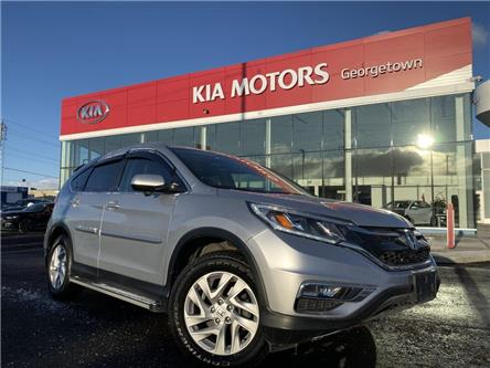 2015 Honda CR-V EX-L AWD | CLEAN CARFAX | LEATHER | ROOF | BU CAM (Stk: P12966) in Georgetown - Image 2 of 34