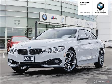 2016 BMW 428i xDrive Gran Coupe (Stk: DB5876) in Oakville - Image 1 of 28