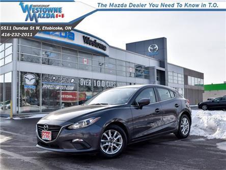 2016 Mazda Mazda3 Sport GS (Stk: P4077) in Etobicoke - Image 1 of 26