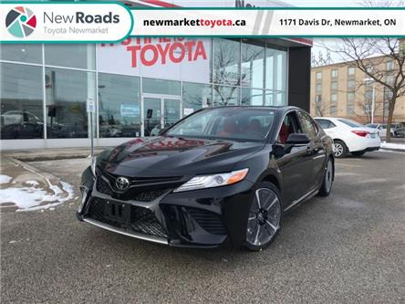 2020 Toyota Camry XSE V6 (Stk: 34960) in Newmarket - Image 1 of 21