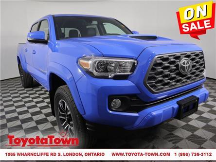 2020 Toyota Tacoma Base (Stk: E1198) in London - Image 1 of 27