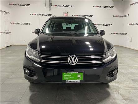 2016 Volkswagen Tiguan  (Stk: CN6138) in Burlington - Image 2 of 35