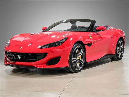 2019 Ferrari Portofino  (Stk: U4435) in Vaughan - Image 1 of 28