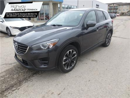 2016 Mazda CX-5 GT AWD (Stk: A0274) in Steinbach - Image 1 of 31