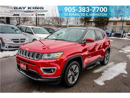2019 Jeep Compass Limited (Stk: 7024) in Hamilton - Image 1 of 25