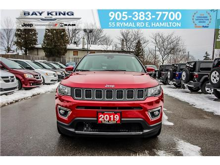 2019 Jeep Compass Limited (Stk: 7024) in Hamilton - Image 2 of 25