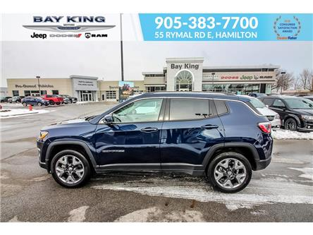 2019 Jeep Compass Limited (Stk: 7025) in Hamilton - Image 2 of 22