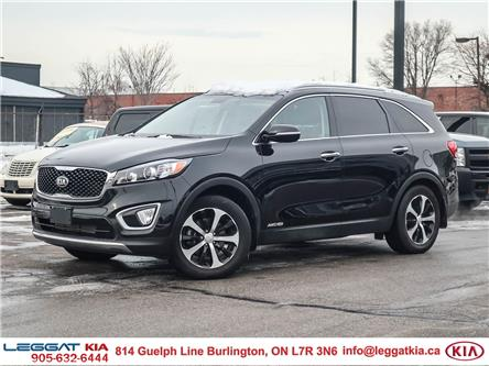 2018 Kia Sorento  (Stk: 2465) in Burlington - Image 1 of 25
