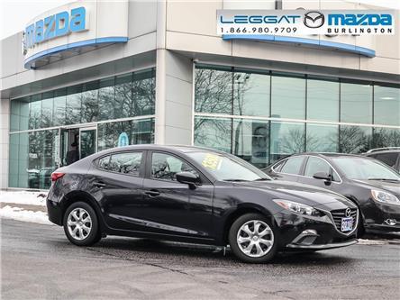 2016 Mazda Mazda3  (Stk: 2076LT) in Burlington - Image 1 of 25