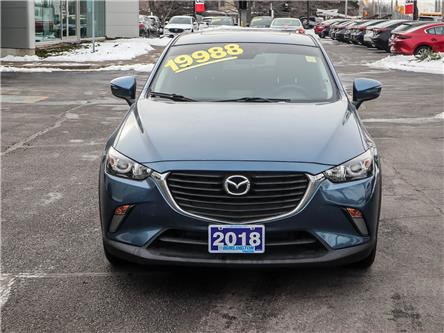 2018 Mazda CX-3 GS (Stk: 195976A) in Burlington - Image 2 of 28