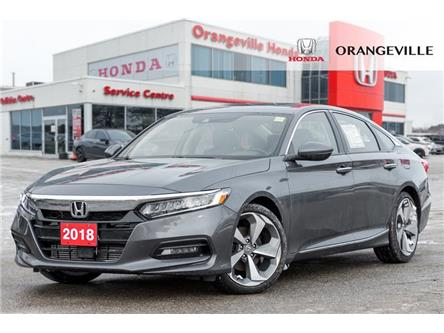 2018 Honda Accord Touring (Stk: C20009A) in Orangeville - Image 1 of 20