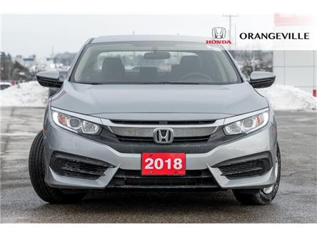2018 Honda Civic LX (Stk: F20082A) in Orangeville - Image 2 of 18