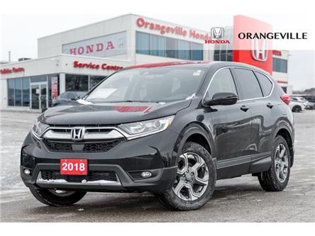 2018 Honda CR-V EX (Stk: V20016A) in Orangeville - Image 1 of 20