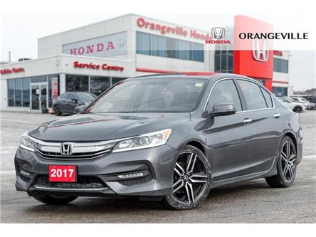 2017 Honda Accord Sport (Stk: V20050A) in Orangeville - Image 1 of 20