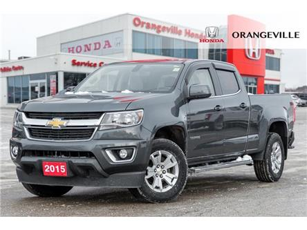 2015 Chevrolet Colorado LT (Stk: Y19066A) in Orangeville - Image 1 of 17