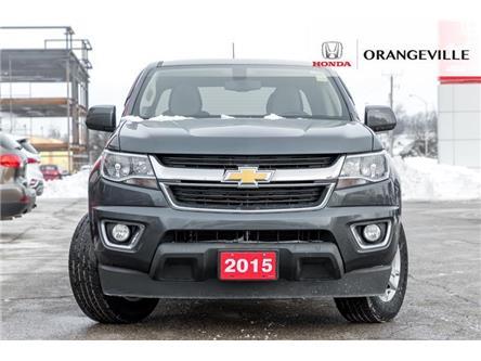 2015 Chevrolet Colorado LT (Stk: Y19066A) in Orangeville - Image 2 of 17