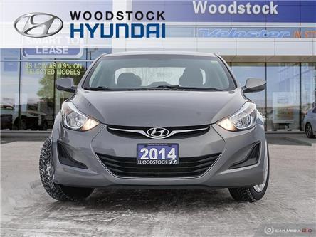 2014 Hyundai Elantra GL (Stk: HD19076A) in Woodstock - Image 2 of 27