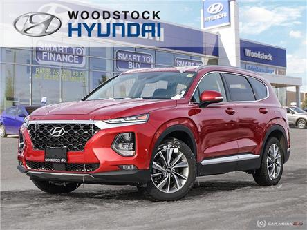 2019 Hyundai Santa Fe Preferred 2.4 (Stk: P1492) in Woodstock - Image 1 of 27