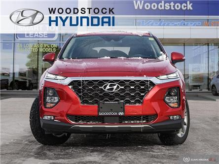 2019 Hyundai Santa Fe Preferred 2.4 (Stk: P1492) in Woodstock - Image 2 of 27