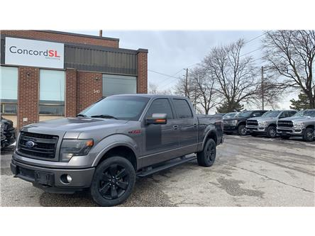 2013 Ford F-150 FX4 (Stk: C3609) in Concord - Image 1 of 5