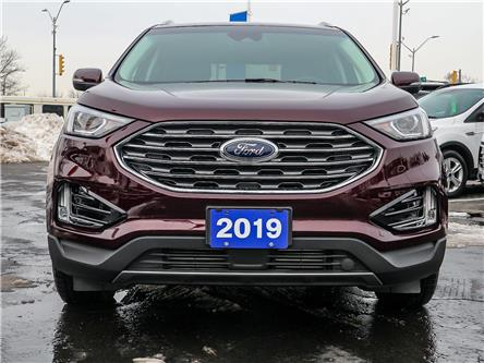 2019 Ford Edge SEL (Stk: 19-66430-B) in Burlington - Image 2 of 26