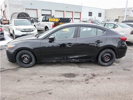2017 Mazda Mazda3  (Stk: 309020) in Burlington - Image 2 of 6