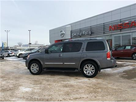 2015 Nissan Armada Platinum (Stk: P2046) in Smiths Falls - Image 2 of 13