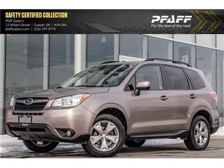 2016 Subaru Forester 2.5i Touring Package (Stk: SU0154) in Guelph - Image 1 of 22