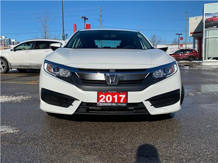 2017 Honda Civic LX (Stk: 202329P) in Richmond Hill - Image 2 of 18