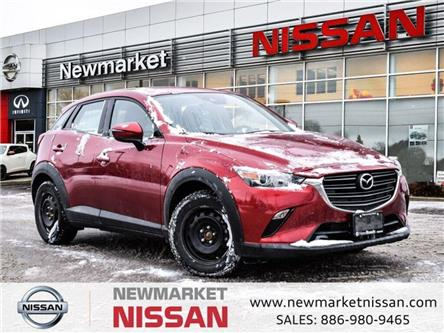 2019 Mazda CX-3 GS (Stk: 19R056A) in Newmarket - Image 1 of 19