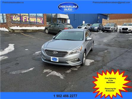 2017 Hyundai Sonata GL (Stk: 485096) in Dartmouth - Image 1 of 21