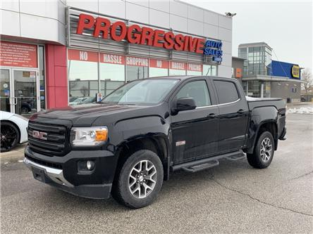 2016 GMC Canyon SLE (Stk: G1268043) in Sarnia - Image 1 of 17