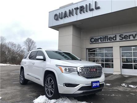 2018 GMC Acadia Denali (Stk: 20201A) in Port Hope - Image 1 of 17