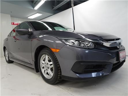 2017 Honda Civic LX (Stk: 37013U) in Markham - Image 1 of 18