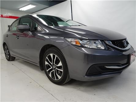 2014 Honda Civic EX (Stk: 37009U) in Markham - Image 1 of 24