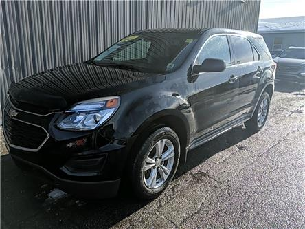 2017 Chevrolet Equinox LS (Stk: SUB2175A) in Charlottetown - Image 1 of 19