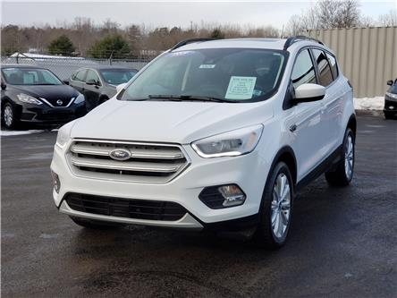 2019 Ford Escape SEL (Stk: 10656) in Lower Sackville - Image 1 of 27