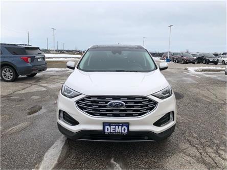 2019 Ford Edge SEL (Stk: SEG6136) in Leamington - Image 2 of 22