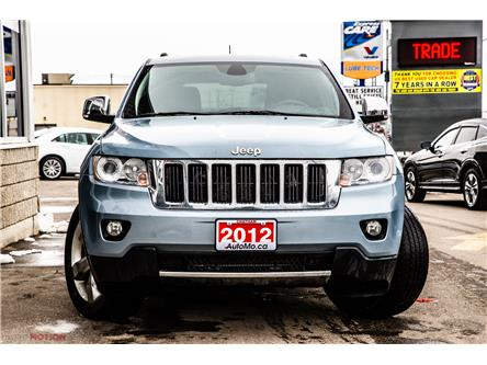2012 Jeep Grand Cherokee Limited (Stk: 2008) in Chatham - Image 2 of 28