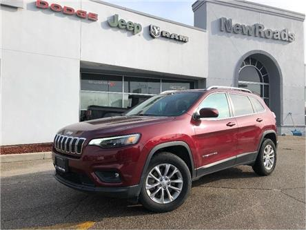 2019 Jeep Cherokee North (Stk: 24544P) in Newmarket - Image 1 of 22